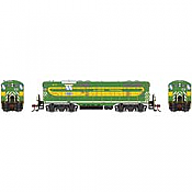 Athearn Genesis G82321 HO Scale - GP7 Diesel, w/ DCC & Sound - ITC #1603