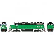 Athearn Genesis G64607 - HO GP39-2 Phase 2b - DCC & Sound - Ex-BN/ BNSF #2702