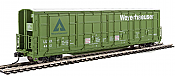 Walthers Proto 101936 - HO 56ft Thrall All-Door Boxcar - Weyerhaeuser #4412