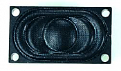 SoundTraxx 810113 Small Oval Speaker - 35mm X 16mm X 7mm