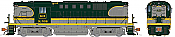Rapido 31545 HO Alco RS-11 Alco Demonstrator Scheme DL-701B  DCC & Sound - Taking Orders Now