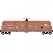 Athearn RTR 15933 - HO RTC 20,900-Gal Acid Tank Car - TILX/Red/Brown (3pk)