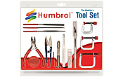 Humbrol 9159 - Modelers Medium Tool Set (14/pkg)