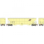 Athearn RTR 81508 - HO FMC 4700 Covered Hopper - C&NW/Faded #178619 (#1)