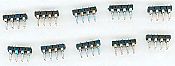 NCE 211 Plug-Pack - 10 pcs