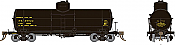 Rapido 159004-6 - HO Union X-3 Tankcar - Products Tank Car (PX) #37722
