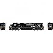 Athearn G31639 HO Scale - G2 Dash 9-44CW - DCC & Sound - Norfolk Southern #9225