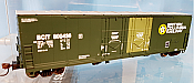 Atlas 20005413 - HO 53ft Evans Double Plug Door Boxcar - British Columbia #800505