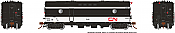 Rapido Trains 107315-1 HO Steam Heater Car  CN Rail - Wet Noodle Scheme No.15451