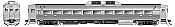 Rapido 16500A HO RDC-1 (Phase 1b) – Painted, Unlettered - DCC & Sound