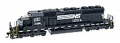 Intermountain 49326-03 Diesel EMD SD40-2 DCC Installed Norfolk Southern #3396