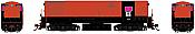 Rapido 044033 HO FM H16-44, Standard DC, New Haven: Alpert Scheme No.1609