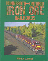Motorbooks 134777 Minnesota-Ontario Iron Ore Railroads