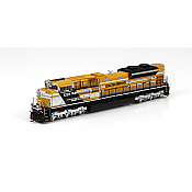 Athearn G68823 HO SD70ACe, w/DCC & Sound, EMD/Yellow #1201