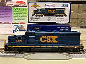 Athearn Genesis G64681 HO Scale - GP40-2 - DCC & Sound - CSX #4423