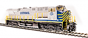 Broadway Limited 5864 - HO GE ES44AC - DC/DCC/Paragon3 Sound - CREX #1206