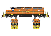 Athearn RTR 72108 HO Scale - SD40-2 - w/DCC & Sound - Arizona & California #3998