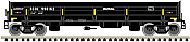 Atlas 50 004 575 N Scale Difco Side Dump Car - Ready to Run - Master  - BC Rail BCOL 996158