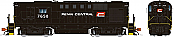Rapido 31533 HO Alco RS-11 Penn Central (ex-PRR with red P) 7650 DCC & Sound - Taking Orders Now