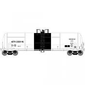 Athearn RTR 15934 - HO RTC 20,900-Gal Acid Tank Car - ACTX #220116