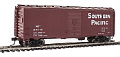 WalthersMainline HO 2724 40 Ft AAR Modified 1937 Boxcar - Ready to Run - Southern Pacific 119550