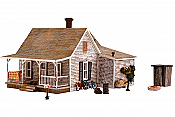 Woodland Scenics 5040 - HO Built-&-Ready Landmark Structures - Old Homestead