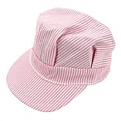 BKP-60 Little Engineer Girls Pink Hat