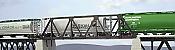 Atlas Model Railroad Code 83 Warren Truss Bridge