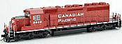 Bowser 25046 - HO GMD SD40-2 - DCC Ready - Canadian Pacific (Block Lettering) #5940