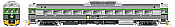 Rapido 16531 HO RDC-1 (Phase 2) – British Columbia Railway #12 - DCC & Sound