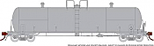 Rapido 135098 HO Scale - Procor GP20 20K Gal Tank Car: Undecorated Kit - Single Car: Earlier Style