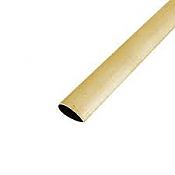K&S Engineering 8122 All Scale - Approx. 1/4 inch OD Round Brass Tube (Streamline) 0.014inch Thick x 12inch Long