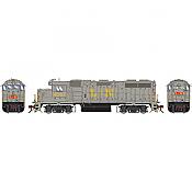 Athearn Genesis G71722 - HO GP38-2 - DCC Ready - Louisville & Nashville (L&N) #4057