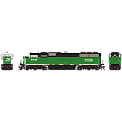 Athearn Genesis G75605 HO - SD60M Diesel Tri-Clops - DCC/Sound - BNSF #9236