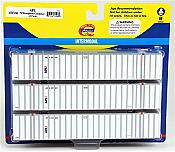 Athearn HO 72548 53' Stoughton Container APL #1 (3)