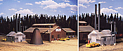 Walthers 3058 HO Cornerstone Mountain Lumber Company Sawmill