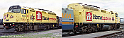 Rapido 80554 HO F40PH 2D VIA Rail Home Hardware 6429 ESU LokSound DCC & Sound- Taking Orders Now