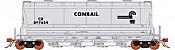 Rapido 133008 - HO ACF PD3500 Flexi Flo Hopper - Conrail CR Version 3(996H) Conrail Repaint-inservice 1976 (6pk)