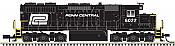 Atlas 10002780 HO - SD35 Low Nose - DCC & Sound - Master Gold -(black, white)- Penn Central #6014
