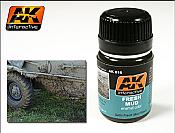 AK Interactive 16 - Fresh Mud -  Enamel Paint - 35ml Bottle
