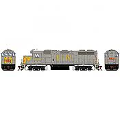 Athearn Genesis G71720 - HO GP38-2 - DCC Ready - Louisville & Nashville (L&N) #4056
