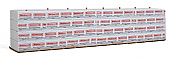 Walthers SceneMaster HO scale 3125 -  Wrapped Lumber for 50 Ft Bulkhead Flatcar - Weldwood of Canada