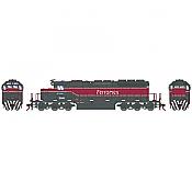 Athearn RTR 72119 HO Scale - SD40-2 - w/DCC & Sound - Ferromex/New Scheme #3144