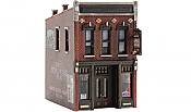 Woodland Scenics N Scale Sully's Tavern - Built & Ready Landmark Structures - Assembled