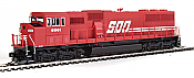 WalthersMainline 20309 HO EMD SD60M with 3-Piece Windshield - ESU(R) Sound & DCC - Soo #6058