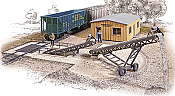 Walther's Cornerstone Bulk Transfer Conveyor w/Pit