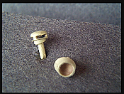 Miniatures By Eric G1 HO Scale parts - Brass CPR & CNR F Unit Steam Generator Detail
