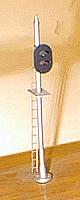 Oregon Rail Supply 114 HO 2 light Block Signal Kit Red Green