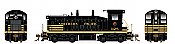 Rapido 27045 HO EMD SW1200 -DC/Silent - Northern Pacific #142 - Pre-order