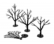 "Woodland Scenics 1122 All Scale Deciduous Tree Armatures 3 to 5"" 7.6 to 12.7cm pkg(28)"